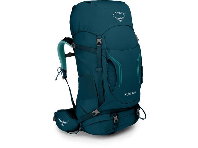 Osprey W's Kyte 66 Backpack Icelake Green